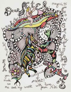 niki de saint phalle - Google Search