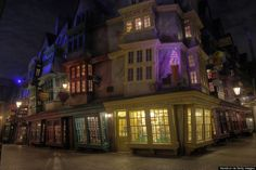 First Photos Of Universal's Diagon Alley Are A Harry Potter Nerd's Dream Come True