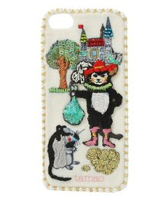 (Cat / Little Red Riding Hood I wore the Alice / boots) iPhone5 cover story of tamao (Tamao) (Mobile Case / Cover) | 2 Others