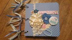 CCCC Pre-made Baby Boy Scrapbook Album by detailed4u in Crafts, Scrapbooking & Paper Crafts, Scrapbooking Albums | eBay