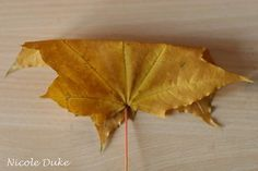 Creative Ideas – DIY Beautiful Maple Leaf Rose 1