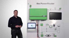 """Eigenverbrauch Photovoltaik - der Stromspeicher """"PowerRouter"""" von Nedap"""
