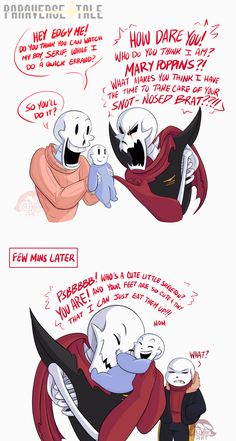 Undertale:ParaverseTale: Underfell: Tickle Monster by SpaceJacket Undertale Gif, Undertale Comic Funny, Undertale Drawings, Undertale Ships, Dbz, Video Game Cosplay, Underswap, Comic Pictures, Funny Comics