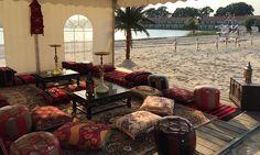 Für einen Polterabend in Perleberg hat Shisha2GO einen Zelt orientalische ausgestattet und die Gäste mit leckeren Shishas überrascht.
