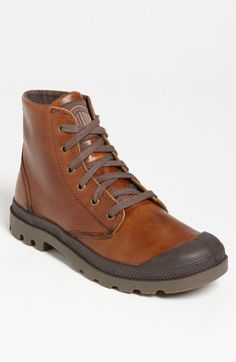Palladium 'Pampa Hi' Leather Boot   Nordstrom choices go green