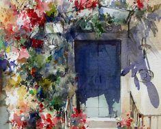 Bright watercolours article by Fabio Cembranelli