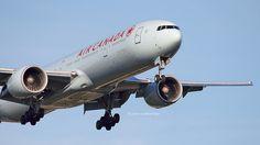 C-FIUR AIR CANADA 777