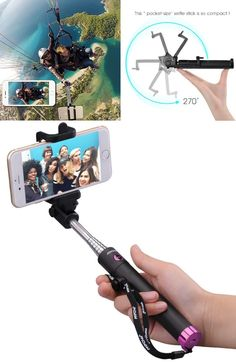 Mpow iSnap X Extendable Selfie Stick The best selfie stick I've used to date