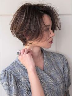 thin hairstyles thin hairstyles 2016 thin hairstyles thin hairstyles 2018 thin hairstyles male thin hairstyles over 50 thin hairstyles thin hairstyles with bangs Tomboy Hairstyles, Hairstyles Haircuts, Pretty Hairstyles, Tomboy Haircut, Korean Hairstyles Women, Asian Short Hair, Girl Short Hair, Short Hair Cuts, Shot Hair Styles