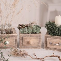Good Day Sunshine, Wooden Drawers, Bridal Musings, The Perfect Touch, Shabby Chic Style, Diy And Crafts, Decorative Boxes, Bloom, Home Decor