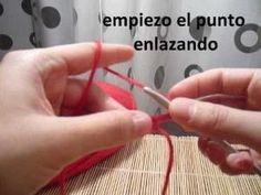 10 PASOS para empezar a hacer CROCHET (ganchillo) by abigail