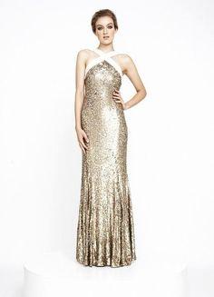 Rachel Gilbert - Nyla Gown