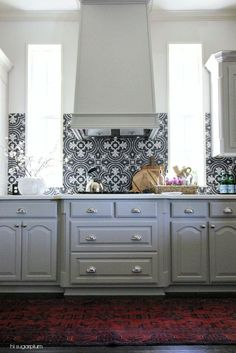 Hi Sugarplum | Full post of Before & After of a Kitchen Remodel, plus the breakdown of projects & sources