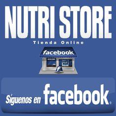 Siguenos en Facebook  www.facebook.com/nutristorecl  NUTRI STORE | Tienda Online  Para comprar: ventas@nutristore.cl Solicita informacion: info@nutristore.cl