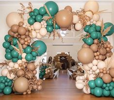 balloon arch Here are the best balloon decoration ideas to inspire your next balloon arch, balloon backdrop, and balloon garland. Celebrate any kid's birthday party with these fun balloon Balloon Backdrop, Balloon Columns, Balloon Wall, Balloon Garland, Balloon Ideas, Balloon Arch Diy, Birthday Balloon Decorations, Birthday Balloons, Boy Decor