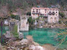 FR : Midi Pyrénées - Gorges du Tarn