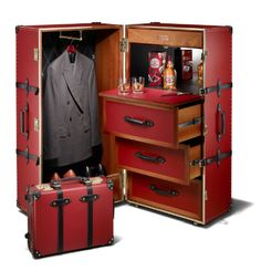 "Chivas Regal  ""Made For Gentleman"" Trunk"