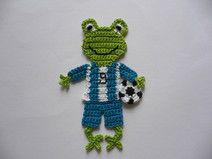 Fußball-Frosch