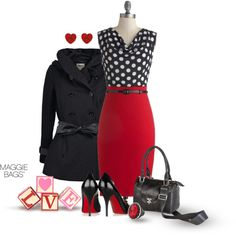 """""""LOVE"""" by maggiebags on Polyvore"""
