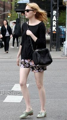 Viva La Fashion I Beauty + Life Style Blog: Emma Stone's Street Style