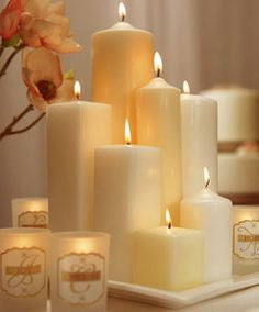 These modern Square Pillar Candles will create the romantic atmosphere that you have been looking for. These neutral candles will fit into any colour scheme White Candles, Pillar Candles, Square Candles, Round Candles, Cream Candles, Bath Candles, Floating Candles, Beeswax Candles, Handmade Soaps