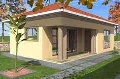 Which Type of Roofing is Right For You Tuscan House Plans, My House Plans, Bungalow House Plans, Cottage House Plans, Small House Plans, Cottage Homes, House Floor Plans, Farm House, Flat Roof House Designs