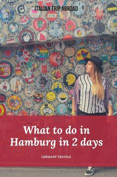 15 Things to do in Hamburg in 2 days - Italian Trip Abroad European Travel Tips, Europe Travel Guide, Travel Abroad, Italy Travel, Travel Guides, Backpacking Europe, Europe Destinations, Amazing Destinations, Frankfurt