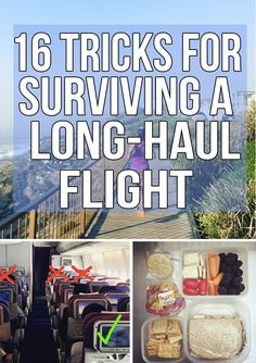 16 Tips To Make Your Next Long-Ass Flight So Much Easier
