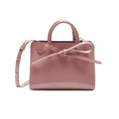 Mansur Gavriel's newest bag - sure to be the IT bag of the summer - the Mini Mini Sun Bag has fashion girls talking. We can't wait to pair this bag, especially in this perfect shade of blush, with all our summer looks.