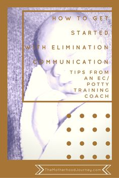 How to get started with Elimination Communication: tips from an EC and Potty Training Coach