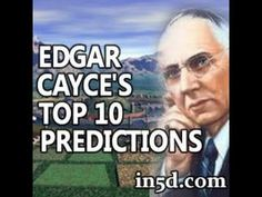 Edgar Cayce, also known as the Sleeping Prophet, correctly predicted the stock market crash and Great Depression of the beginning of World War II, and . Baba Vanga, Psychic Predictions, Edgar Cayce, Great Depression, Psychic Readings, Past Life, Writing Prompts, Stock Market, Have Time