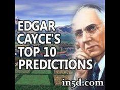 Edgar Cayce Predictions