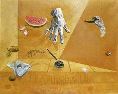 Salvador Dali Feather Equilibrium oil painting for sale; Select your favorite Salvador Dali Feather Equilibrium painting on canvas or frame at discount price. Salvador Dali Gemälde, Salvador Dali Paintings, Feather Art, Spanish Artists, Collaborative Art, Art Moderne, Joan Miro, Surreal Art, All Art
