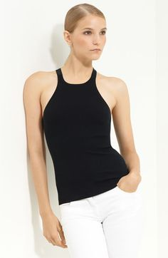 Michael Kors Ribbed Tank available at Nordstrom