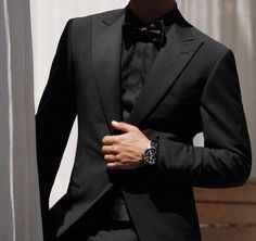 Price tracker and history of 2017 Latest Coat Pant Designs Black Wedding Suits for Men Groom Tuxedo Slim Fit Style Custom 2 Piece Prom Blazer Terno Masculino Sharp Dressed Man, Well Dressed Men, Mode Masculine, Black Suits, Black Tie, All Black Tuxedo, Black Tuxedo Wedding, Plain Black, Costumes Slim