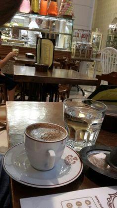 Türk kahvesi -  Akasya Cafer Erol