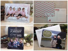 2014 Holiday Cards Sneak Peak! #w101nashville #nashvillepapervendors #holidaycards #thenestingproject