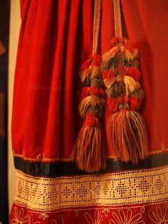 Female Festive Costume, via Flickr. Vologda