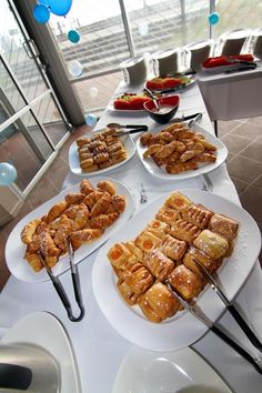 Buffet Breakfast Corporate Event