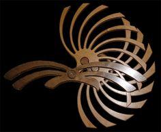 kinetic wood sculpture Wood Carving Art, Wood Art, Rube Goldberg, Wooden Gears, Kinetic Art, Kids Artwork, Exhibit Design, Wood Sculpture, Carpentry