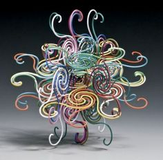 The geometric works of sculptor Morton C. Solid Geometry, Crown, Beautiful, Jewelry, Art, Art Background, Corona, Jewlery, Jewerly
