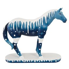 """NEW - Icicles 4"""" Pony 