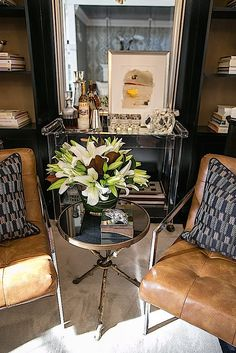 Modern Home Decor Interior Design American Interior, Elegant Homes, Interior Exterior, Modern Interior Design, Design Interiors, Interior Decorating, Interior Shop, Decorating Tips, House Design