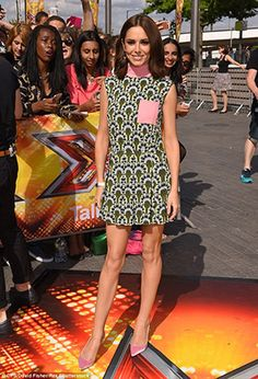 Canada Goose mens sale shop - Cheryl Fernandez-Versini arriving at the X Factor UK auditions at ...