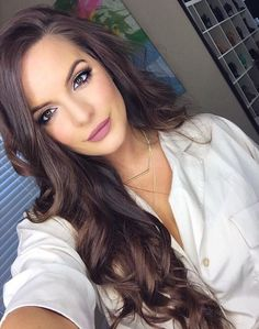 My fave Youtuber Casey Holmes knows how to do Valentine's curls #morninglavender #valentinesday