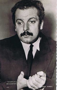 Georges Brassens - 1954                                                                                                                                                                                 Plus