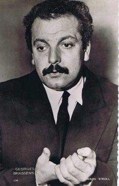 Georges Brassens - 1954