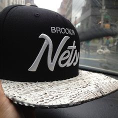 Brooklyn Nets Strapback @cooluxstylin-#statigram