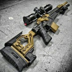 M2010 Enhanced Sniper Rifle (XM2010)