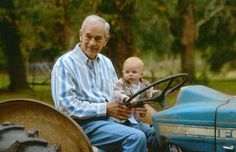 Ron Paul for President! Hope for the next generation.
